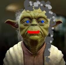 Female Yoda