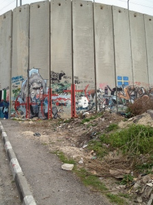 Palestine Israel Wall