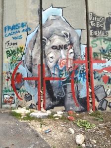 Israel Palestine Wall