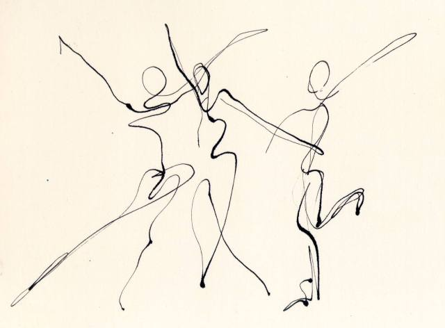 3-dancers-line-drawing-chris-carter-artist-dip-pen-ink-web